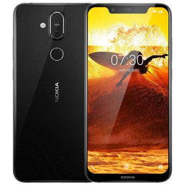 NOKIA X7 6.18 inch Dual Rear Camera 4GB 64GB Snapdragon 710 Octa Core 4G Smartphone