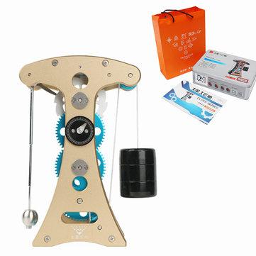 Teching Galileo Pendulum Clock Full Aluminum Alloy Stirling Engine Model DM25