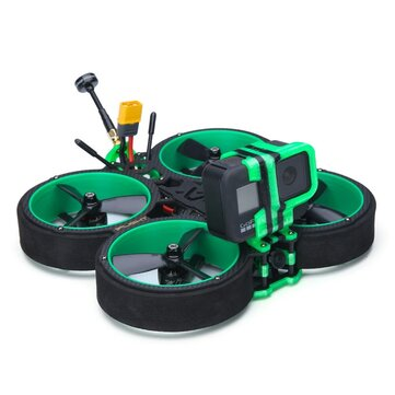 iFlight Green Hornet 5.8G 3Inch 142mm CineWhoop 6S FPV Racing RC Drone SucceX-E Mini F4 Caddx EOS2