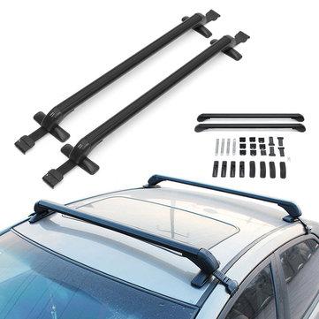 aluminum car roof rack cross bars luggage carrier rubber gasket for 4dr car sedans suv