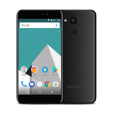 Vernee M5 5.2 Inch Android 7.0 4GB RAM 32GB ROM MT6750 Octa-Core 1.5GHz 4G Smartphone