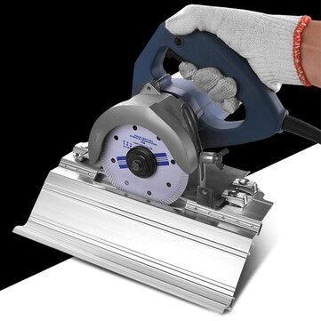 drillpro 45 degree ceramic tile chamfe cutting mold beveled miter cutting machine chamfer frame mount saw cutter seat