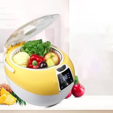 Fruit Vegetable Disinfection Household Machine Food Sterilizer Ozone Generator Module Seafood Cleaner Machine Ozonizedr