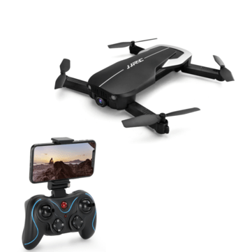 JJRC Grus H71 WIFI FPV 1080P Camera Auto-Follow Optical Flow Positioning Foldable RC Drone Quadcopter RTF