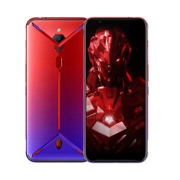 ZTE Nubia Red Magic 3S 6.65 Inch FHD+ 90Hz Android 9.0 5000mAh 12GB RAM 256GB ROM UFS3.0 Snapdragon 855 Plus Octa Core 2.96GHz 4G Gaming Smartphone Smartphones from Mobile Phones & Accessories on banggood.com
