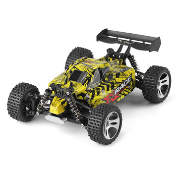 Wltoys 18401 1/18 2.4G 4WD Buggy RC Car Vehicle Models