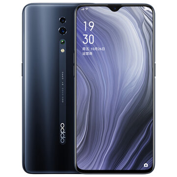 OPPO Reno Z CN Version 6.4 inch FHD+ NFC 4035mAh VOOC 3.0 48MP Dual Rear Cameras 6GB RAM 256GB ROM Helio P90 Octa Core 2.2GHz 4G Smartphone Smartphones from Mobile Phones & Accessories on banggood.com