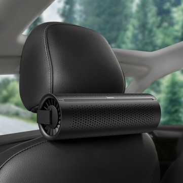 Baseus Activated Carbon Car Air Purifier Formaldehyde Smell Air Freshener Pm2.5 Eliminator Crystal Purifying