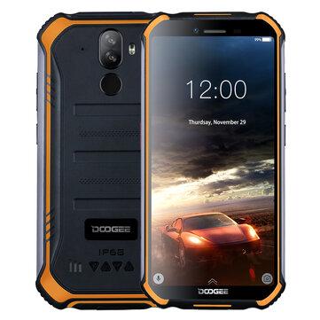 DOOGEE S40 lite Global Version 5.5 inch IP68 Waterdrop NFC Android9.0 4650mAh 2GB RAM 16GB ROM MT6580 Quad Core 4G Smartphone SmartphonesfromMobile Phones & Accessorieson banggood.com