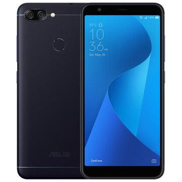 ASUS Zenfone Max Plus ZB570TL 5.7 Inch FHD+ 4130mAh 4GB RAM 32GB ROM MT6750T Octa Core 4G Smartphone