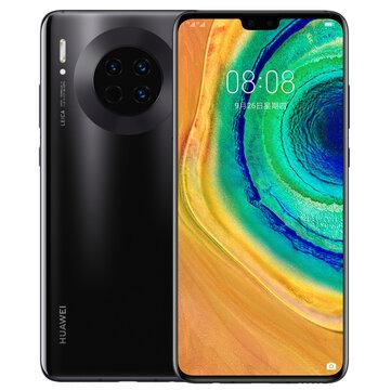 HUAWEI Mate 30 5G Version 6.62 inch 40MP Triple Rear Camera 8GB 128GB NFC 4200mAh Wireless Charge Kirin 990 5G Octa Core 5G SmartphoneSmartphonesfromMobile Phones & Accessorieson banggood.com