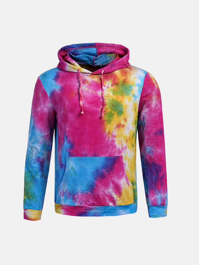 Best Mens Hoodies Original 3D Colorful Printing Fashion Casual Sport Hooded Tops You Can Buy