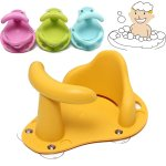 Baby Bath Tub Ring Seat Kids Anti Slip Security Safety Chair Infant Children Shower Toddler