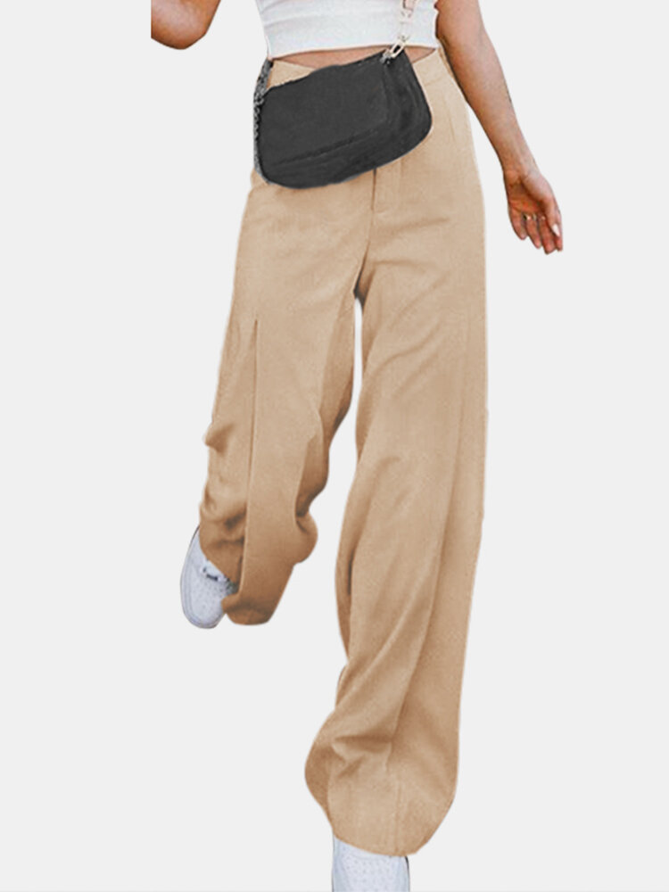 Best High Waist Wide Leg Pants Casual Trousers You Can Buy