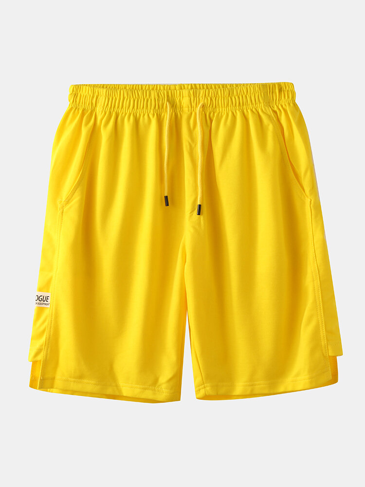 Best Men Solid Color Casual Home Sports Shorts You Can Buy