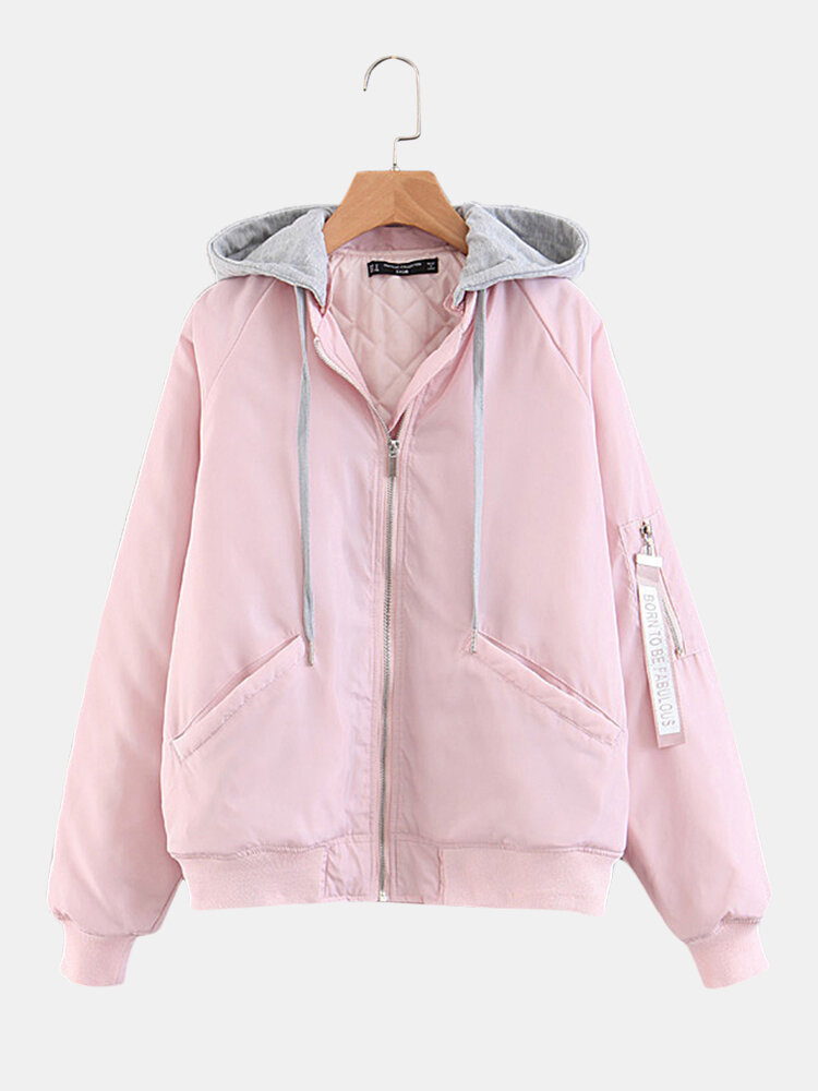 Best Casual Zipper Hooded Long Sleeve Jacket for Women You Can Buy