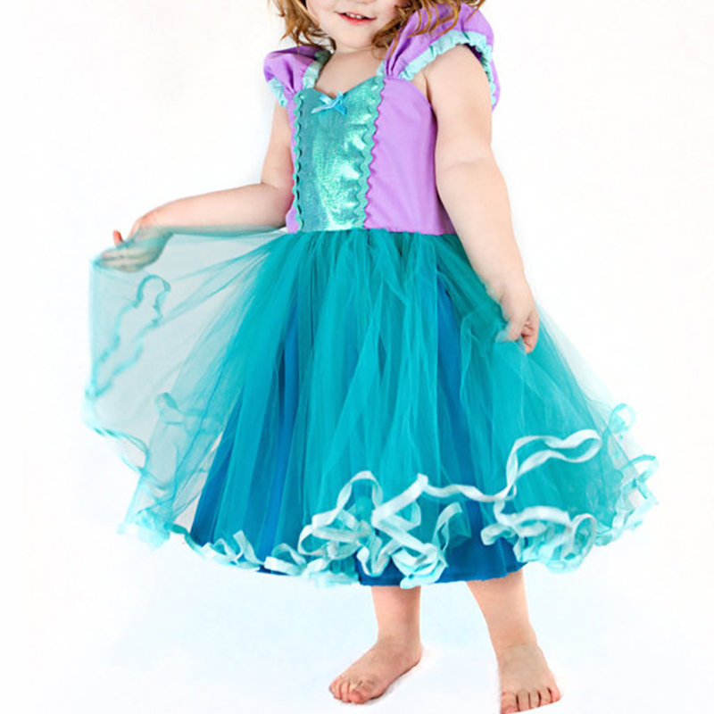Best Princess Style Girls Party Dress For Cosplay Wedding Costume 2Y-9Y You Can Buy