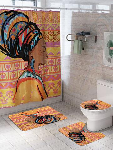 buy african shower curtain online best