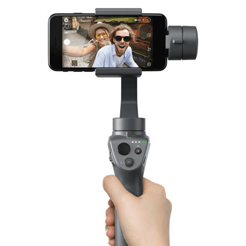DJI OSMO 2 Mobile 2 Handheld Gimbal Stabilizer Active Track Motionlapse Zoom Control For