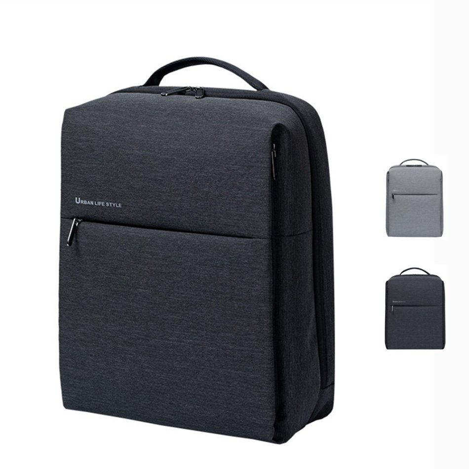 Xiaomi City Backpack 2 Laptop Bag 17L Business Backpack Water Resistant Fabric for 15.6 inches Laptop