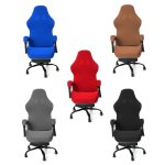 Spandex Computer Office Chair Cover Universal Chair Stretch Rotating Slipcovers Sale Banggood Com