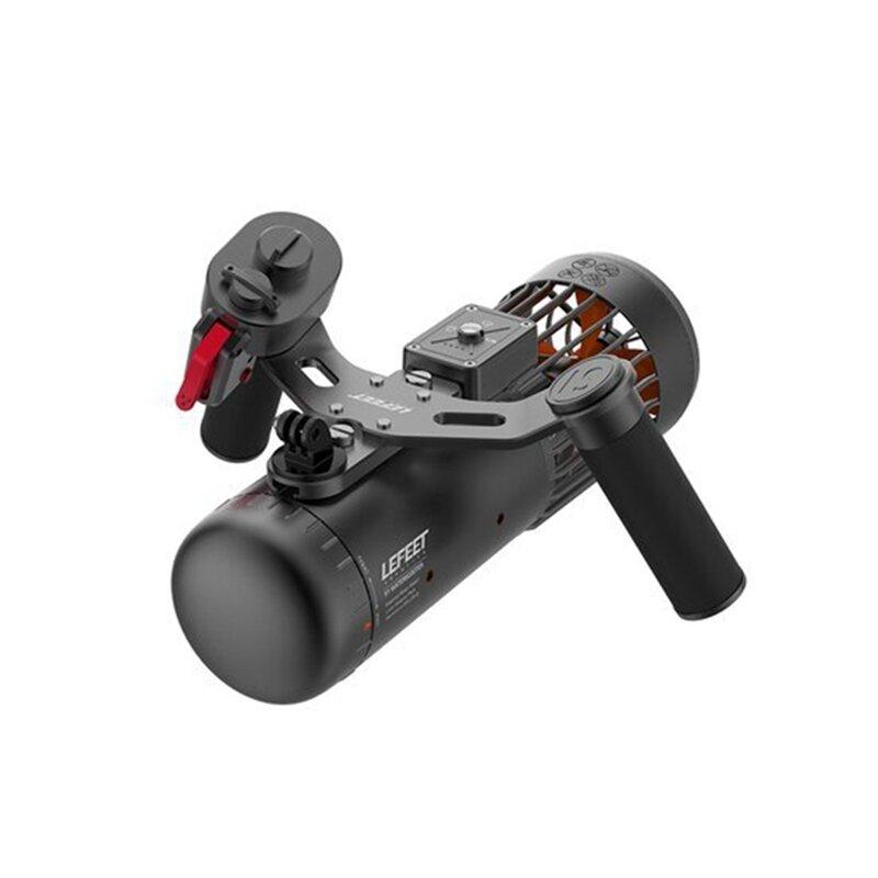 LEFEET S1 Underwater Scooter Drone 40m Depth Modular Design Dual Motor Mode Wireless Diving Snorkeling Booster