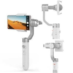 Στα 57.02 € από αποθήκη Τσεχίας   Xiaomi Mijia SJYT01FM 3 Axis Handheld Gimbal Stabilizer with 5000mAh Battery for Action Camera Phone