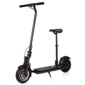 Στα 272€ από αποθήκη Κίνας | LAOTIE® N7S 300W 36V 10.4Ah 3 Modes Foldable Electric Scooter 32 km/h Top Speed 36km Mileage Range Max Load 120kg
