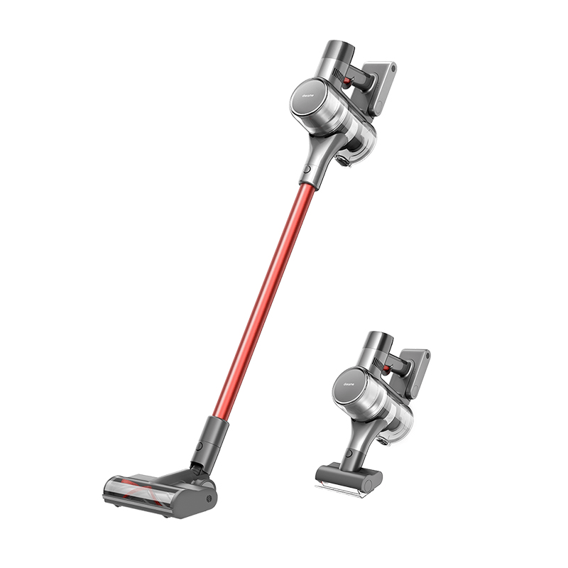 Dreame T20 Cordless Stick Handheld Vacuum Cleaner 25000Pa Vacuuming Mopping 150AW Powerful Suction Lightweight for Home Hard Floor Carpet Car Pet LCD Digital Display 70mins Run Time 4h Charing Time