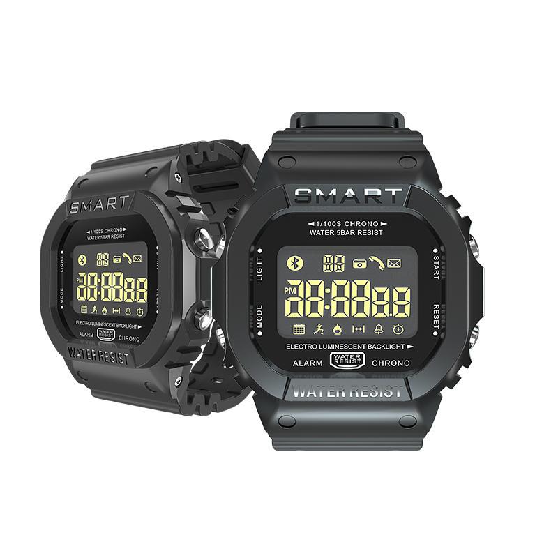 Bakeey EX16T 1.21 LCD Full View Screen Outdoor Smart Watch