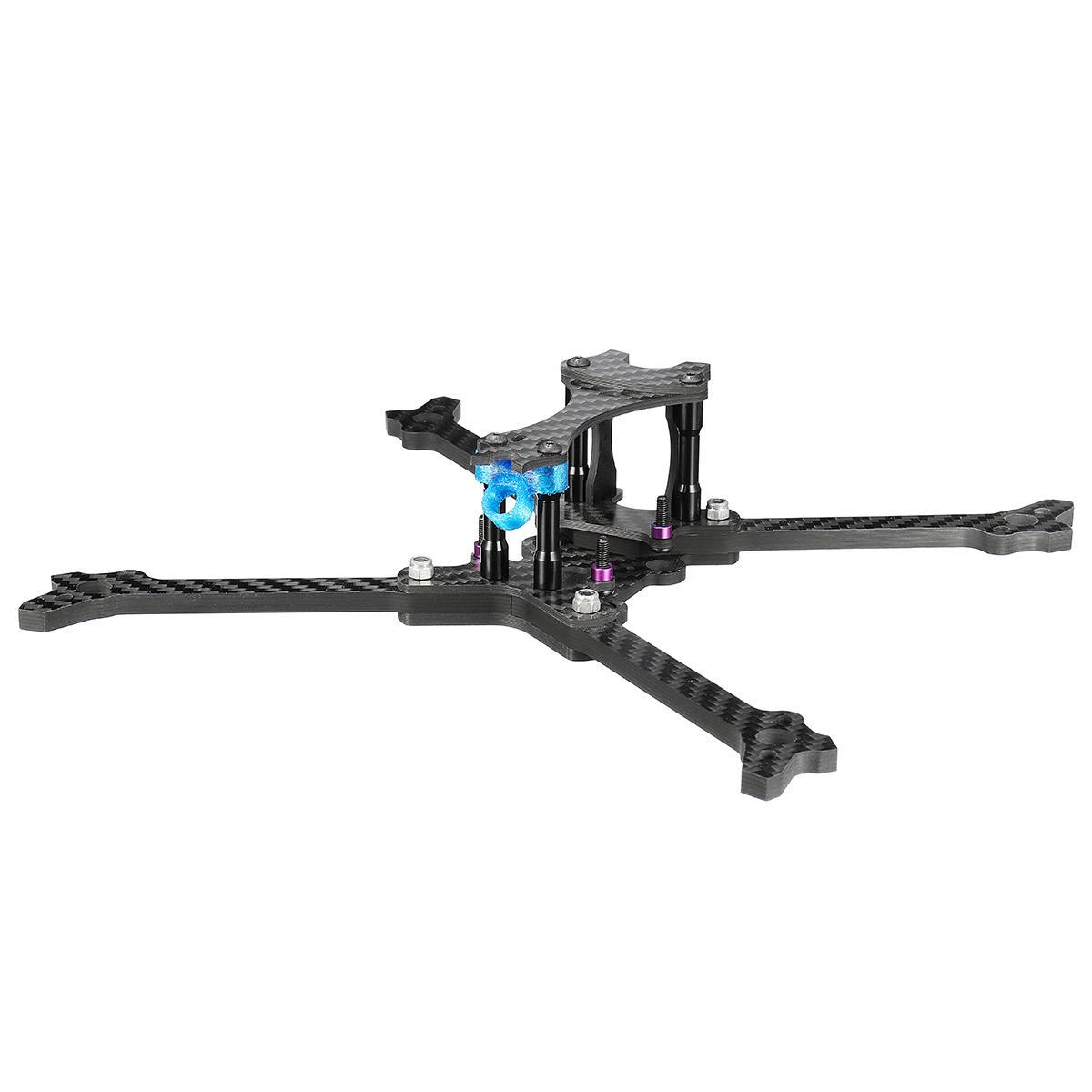 Uruav Nex220 220mm 5 Inch Frame Kit 5mm Arm Thickness W