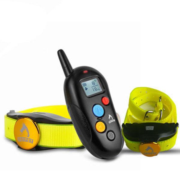 PATPET P-collar 310B EU Plug Dog Training Collar Waterproof and Rechargeble Remote Pet Trainer