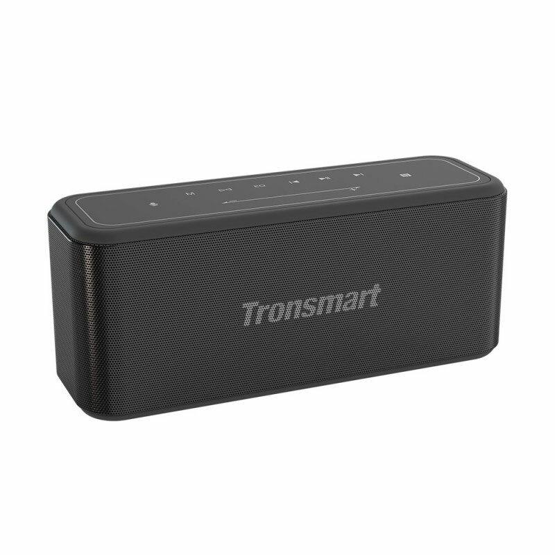 Tronsmart Mega Pro 60W 10400mAh Battery bluetooth Speaker 10h Playtime Enhanced Bass IPX5 Portable Speaker TWS Column with NFC Touch Panel