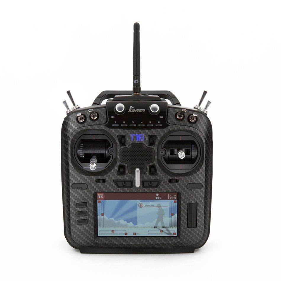 Jumper T18 Pro 2.4G 868/915MHz 16CH RDC90 Sensor Gimbal OpenTX Multi-protocol Transmitter JP5IN1 RF Module for RC Drone