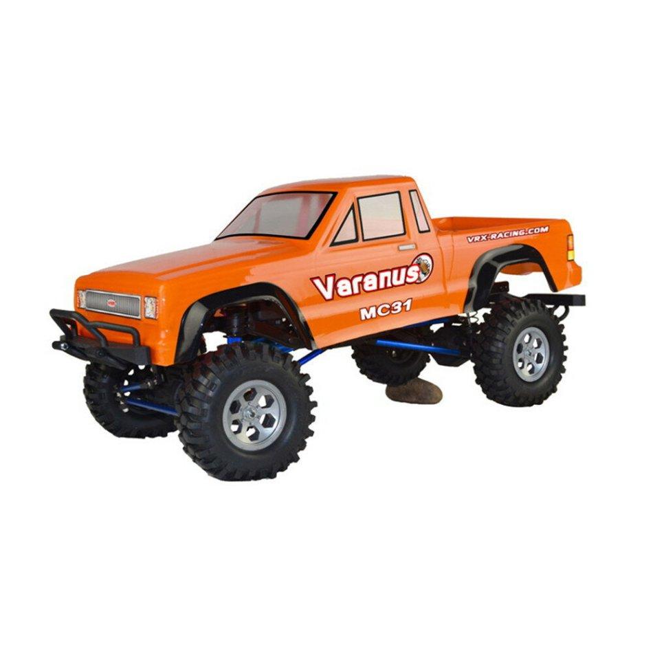 VRX Racing RH1050 MC31 Varanus 1/10 2.4G 4WD Brushed Rc Car Electric Vehicle RTR Model