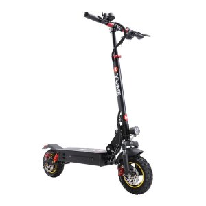 Στα 652€ από αποθήκη Τσεχίας | [EU DIRECT] YUME S10 48V 1000W 21AH 10inch Tire Folding Electric Scooter 40-45Km/h Top Speed 45-65Km Mileage 120Kg Max Load Scooter