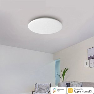 Στα 69€ από Τσέχικη αποθήκη | Yeelight ChuXin A2001C450 Star Edition 50W AC220V Smart Ceiling Light Dimmable Bluetooth Remote APP Voice Control Quick Installation Design Works With Homekit ( Ecological Chain Brand)