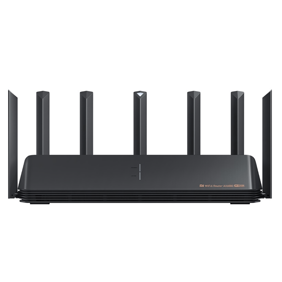 Xiaomi AX6000 AloT Router WiFi 6 Router 6000Mbps 7*Antennas Mesh Networking 4K QAM 512MB MU-MIMO Wireless Wifi Router