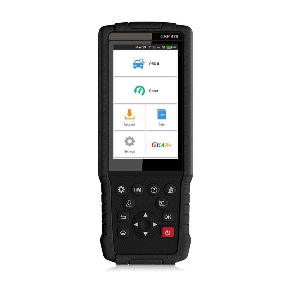 LAUNCH X431 CRP479 OBD2 Automotive Scanner Code Reader ABS EPB DPF Oil Injector Coding OBD II Car Diagnostic Tool