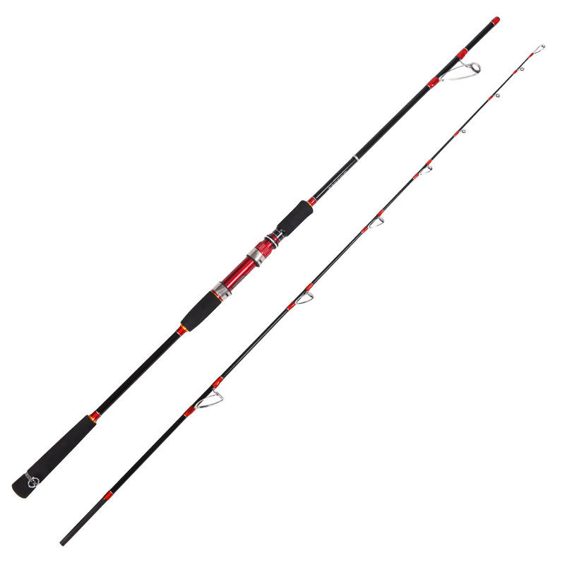 LEO Carbon Fiber Fishing Rod 2.1/2.7/3m Fishing Pole Fishing Accessories