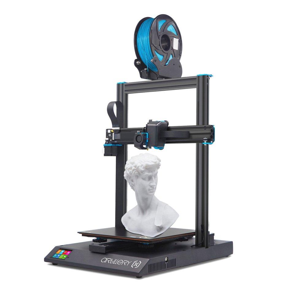 Artillery(Evnovo)® Sidewinder X1 3D Printer