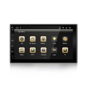 Στα 74.47 € από αποθήκη Τσεχίας | YUEHOO 7 Inch 2 DIN for Android 10.0 Car Stereo Radio 8 Core 4+32G Touch Screen 4G WIFI bluetooth FM AM RDS GPS
