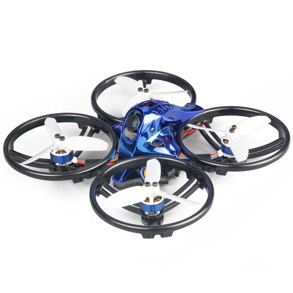 LDARC/KINGKONG ET125 125mm 2.8 Inch 4S FPV Racing Drone PNP/BNF F4 OSD 20A ESC Runcam Nano2 Cam