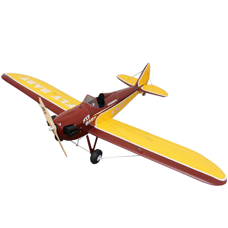 TAFT Fly Baby 1400mm Wingspan RC Airplane Plane Aircraft Fixed Wing KIT/PNP