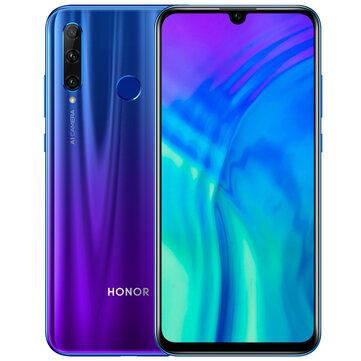 Huawei Honor 20i 6.21 inch 32MP Front Camera 6GB 64GB Kirin 710 Octa core 4G Smartphone