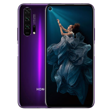 £467.8834%HUAWEI HONOR 20 Pro 6.26 inch 48MP Quad Rear Camera NFC 8GB RAM 256GB ROM Kirin 980 Octa core 4G SmartphoneSmartphonesfromMobile Phones & Accessorieson banggood.com