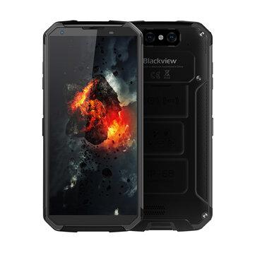 £211.0916%BLACKVIEW BV9500 5.7 inch IP68 10000mAh Wireless Charge NFC Waterproof Dustproof Shockproof 4GB 64GB Helio P23 Octa Core 4G SmartphoneSmartphonesfromMobile Phones & Accessorieson banggood.com