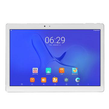 Original Box Teclast Master T10 Hexa Core 4G RAM 64G ROM Android 7.0 Fingerprint 10.1 Inch Tablet