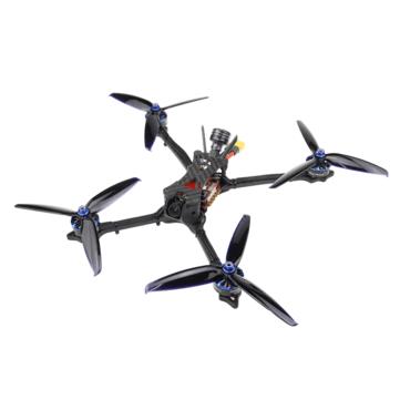 HGLRC Wind6 6S FPV Racing Drone F7 Dual Flight Control 65A 4in1 ESC 2408 1700KV Motor