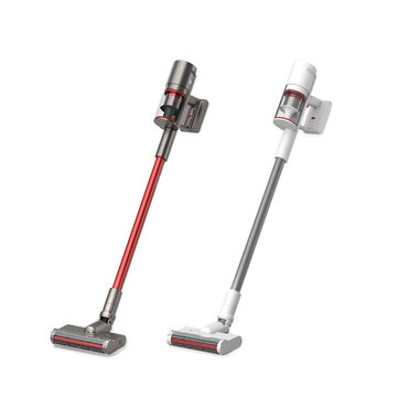 Shunzao Z11 Handheld Cordless Vacuum Cleaner 26000Pa Strong Suction 125000RPM Brushless Motor, 150AW Suction Power, Deep Mite Removal, Self-clean Hair Winding from Xiaomi Youpin